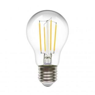 Лампа светодиодная GLDEN-A60S-8-230-E27