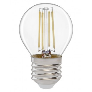 Лампа светодиодная GLDEN-G45S-7-230-E27