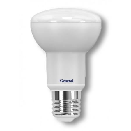 Лампа светодиодная GLDEN-R63-8-230-E27