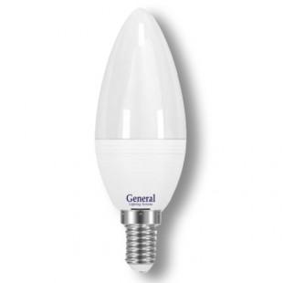 Лампа светодиодная GLDEN-СF-5-E14 (матовая)