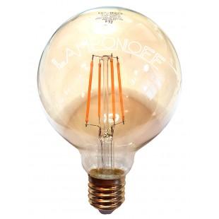 Винтажная светодиодная лампа   GLDEN G95S-10-230-E27