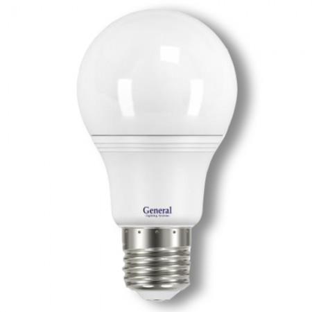 Лампа светодиодная GLDEN-WA60-9-230-E27
