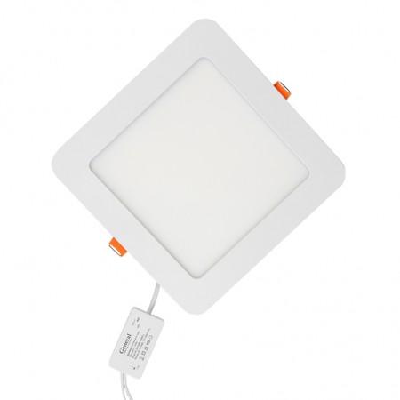 Ультратонкая светодиодная панель GLP-SW13-225-18 квадрат