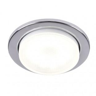 Встраиваемые светильники GCL-GX53-H18-C хром
