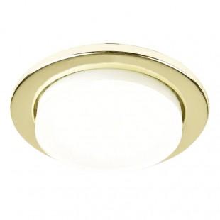 Встраиваемые светильники GCL-GX53-H18-G золото