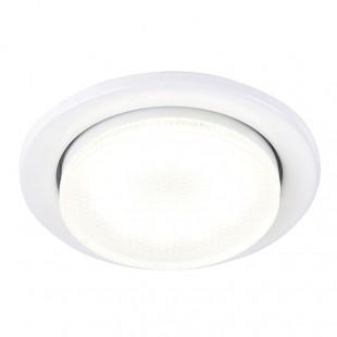 Встраиваемые светильники GCL-GX53-H18-W белый