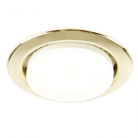 Встраиваемые светильники GCL-GX53-H38-G золото