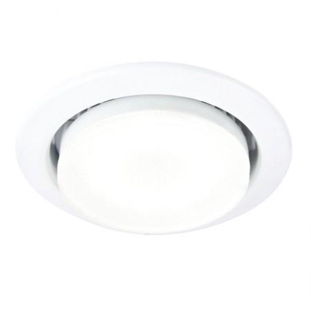 Встраиваемые светильники GCL-GX53-H38-W белый