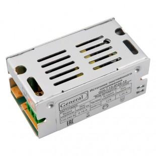 Блок питания GDLI-15-IP20-12
