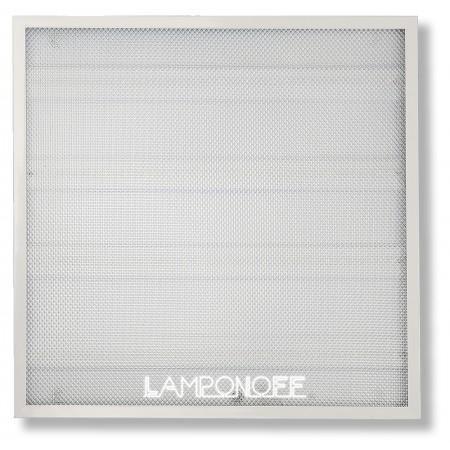 Универсальная светодиодная панель GLL-600-36-IP40