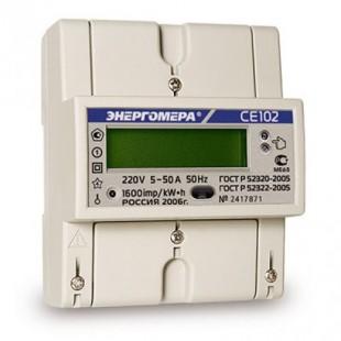 Счетчик однотарифный СЕ101-R5-148 (10-100А)