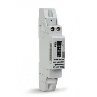 Счетчик электронный однотарифный НЕВА 102 1S0 230V 5(40)А